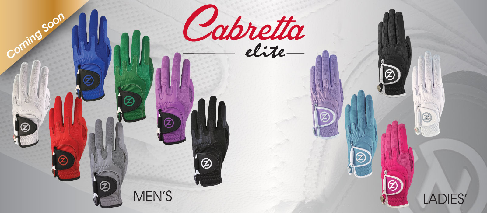 New Cabretta Elite Gloves