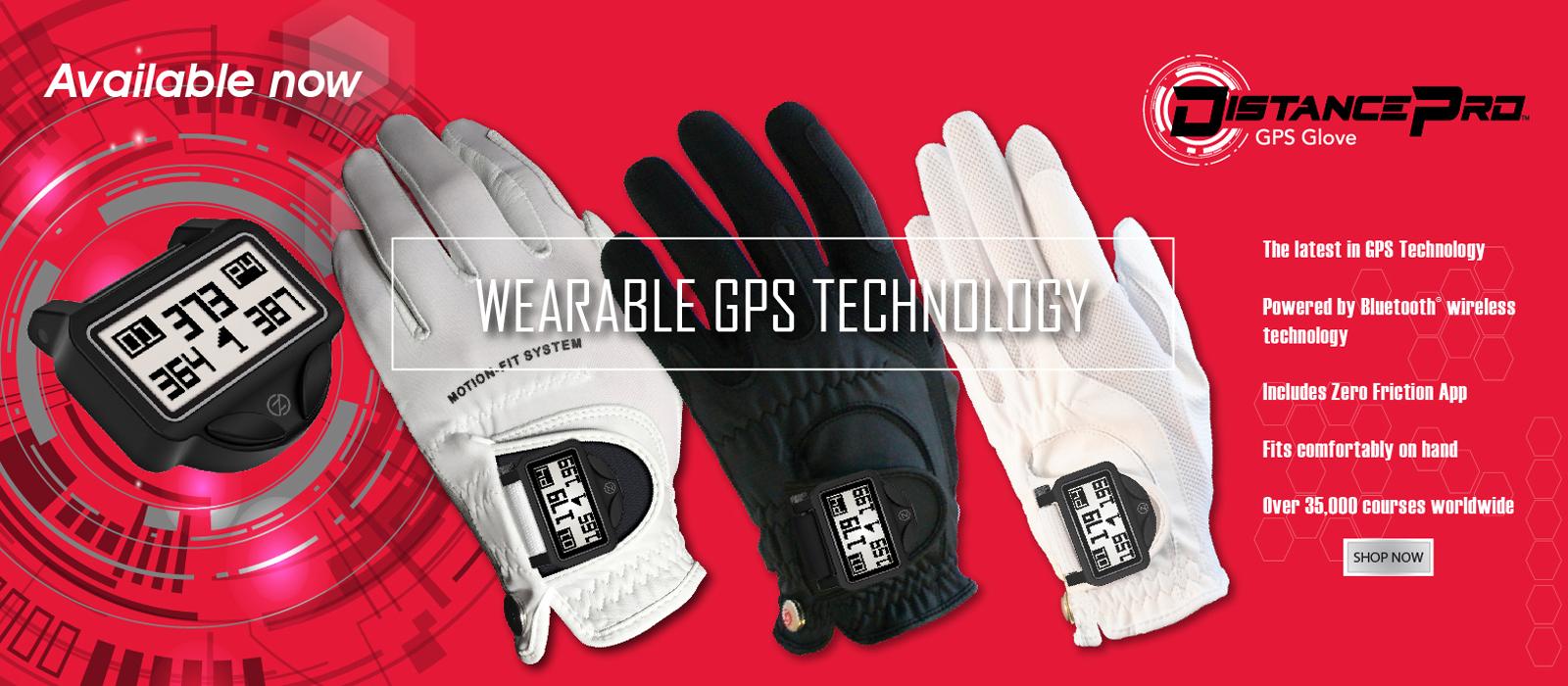 Distance Pro GPS Glove