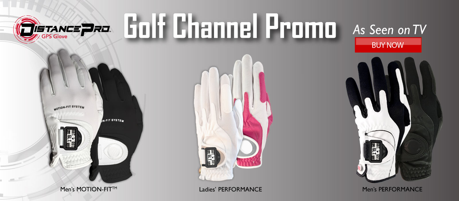 golf channel gps promotion