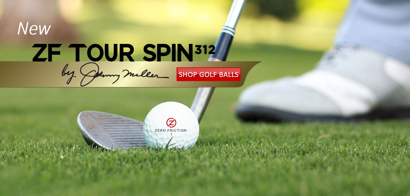 ZF Tour Spin Golf Balls
